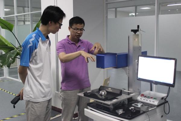 射频管性能测试