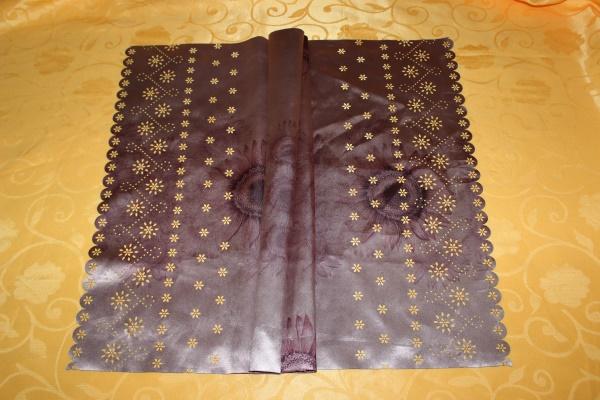 激光切割布料