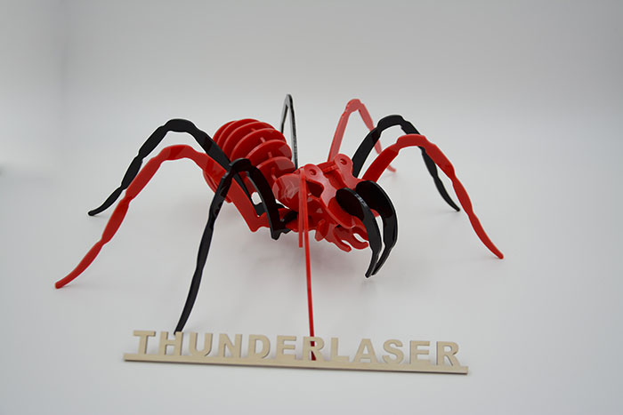 亚克力-激光雕刻机