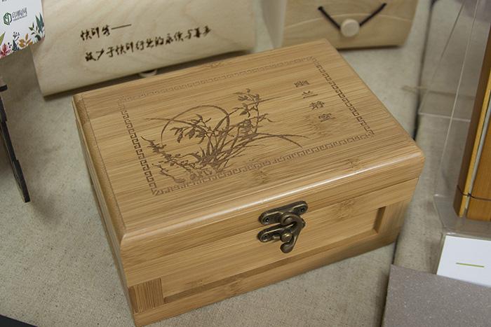 竹制品激光雕刻机