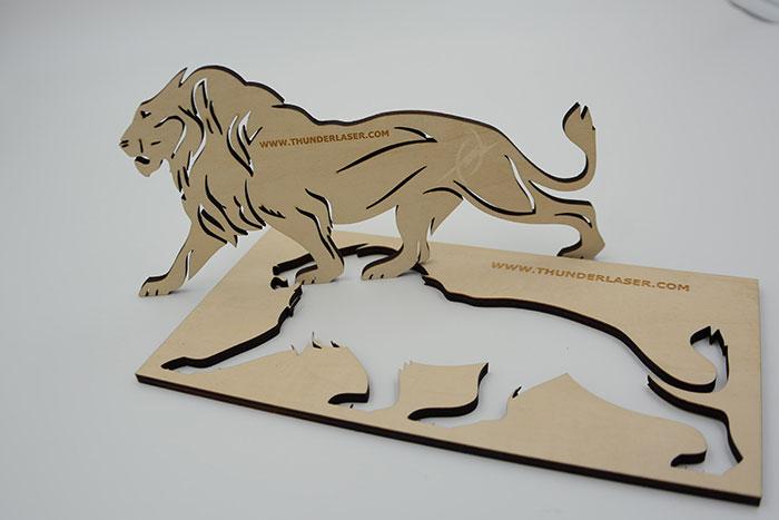 木材激光切割机