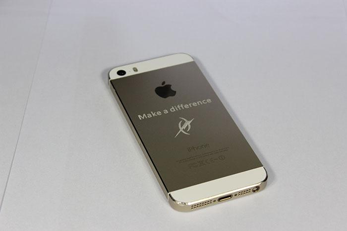 手机机壳-激光雕刻机