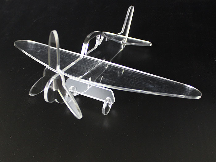 模型-激光切割机