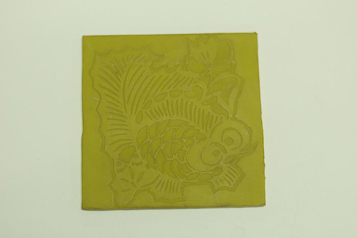 橡胶-激光切割机