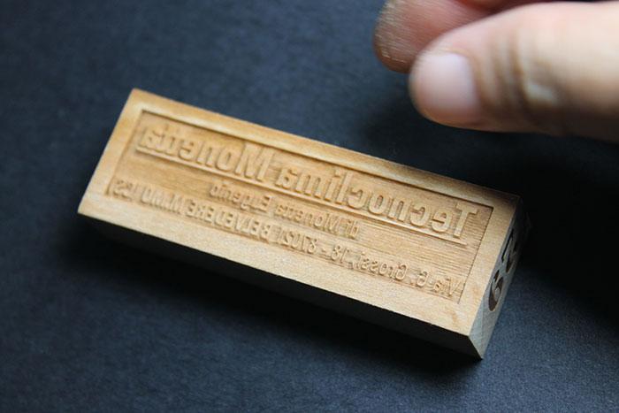 印章-激光雕刻机