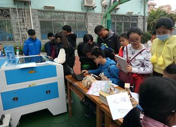 深圳Maker Faire活動現場