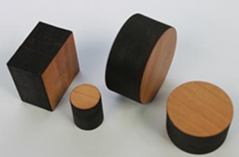 18mm实木切割样品