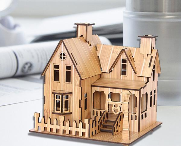 建筑模型1
