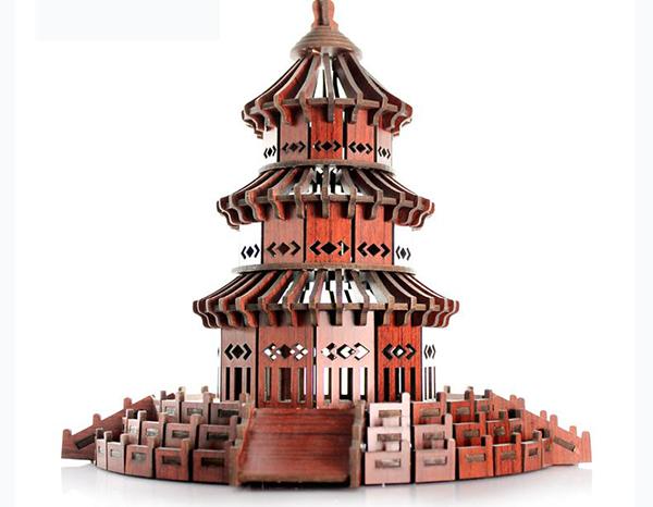建筑模型 2