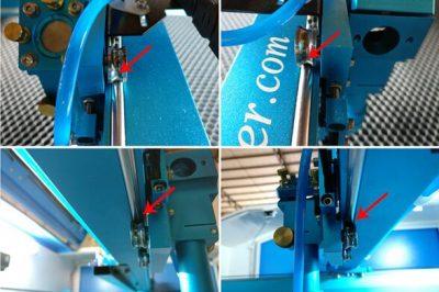 如何更换导向轮和调节X轴滑块顺滑度?