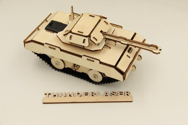 坦克模型设计图