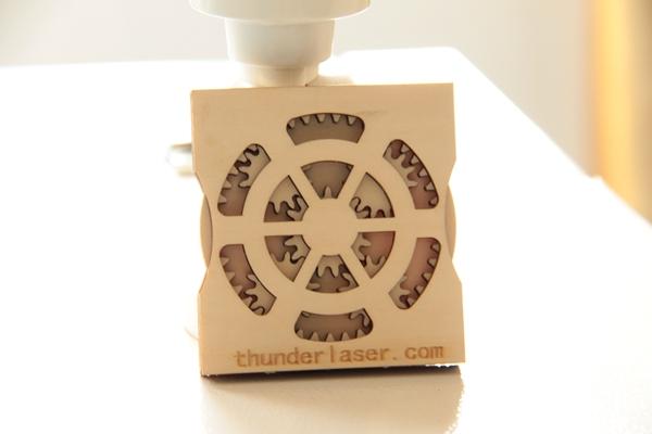 激光切割设计图齿轮玩具