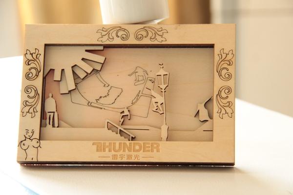 激光艺术场景玩具设计图下载