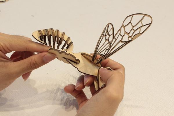 大黄蜂设计图