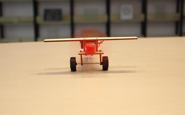 激光切割设计图 | 圆你飞行梦—一起制作电动滑翔机