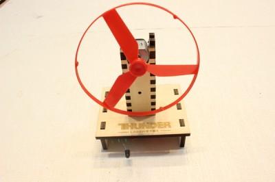 激光切割设计图 | 红外线风扇