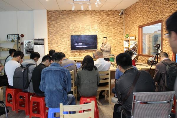 深圳市外國語學校創客體驗日