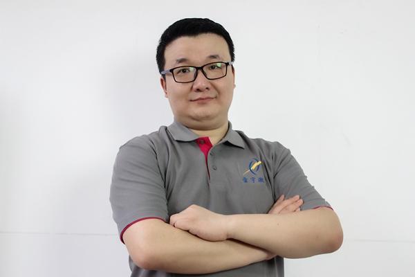 北京景山学校吴俊杰老师
